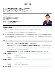 Updated Resume Templates Inspiration Updated Resume Templates Format In Word File Sample Template Free
