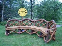 rustic garden furniture. Rustic Outdoor Furniture | Coppice Creations - Garden And Fencing From The Wyre . A