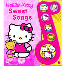 little music note hello kitty book toys r us product description
