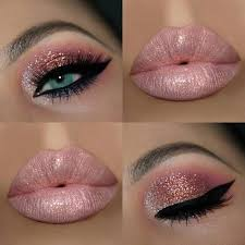 perfect bination of shadows and lipstick 2018 ideas of a perfect make up for women