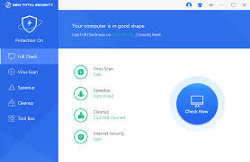 360 Total Security Free Antivirus Protection Virus Scan Removal