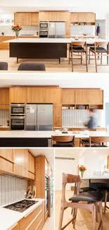 mid century modern galley kitchen. Detail 9 Architects Gave New Life To This Mid-Century Modern House In Australia Mid Century Galley Kitchen .