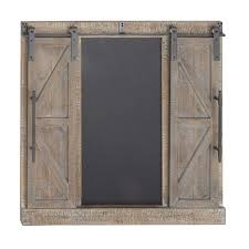 cole grey traditional interior barn door wall decor reviews wayfair