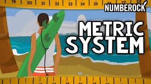 Metric System Conversions Song Measurement By Numberock
