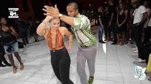Maykel Fonts & Sonia - salsa social dancing @ Martinique Int 'Salsa  Festival 2018 - YouTube