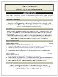 medical liaison resume laboratory analyst resume sample writing service  within medical science liaison cover letter captivating