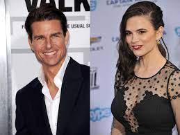 Tom Cruise allegedly fallen in love ...