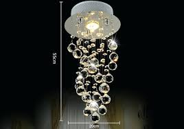magnetic crystal drops for chandeliers package contents 1 x chandelier pp led free