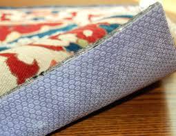 natural rug pad decoration super hold natural rubber rug pad rug pad corner throughout rubber rug