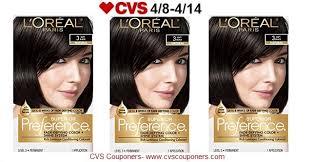 Trova una vasta selezione di preference loreal a prezzi vantaggiosi su ebay. Hot Pay 1 25 For L Oreal Preference Or Excellence Hair Color At Cvs Cvs Couponers