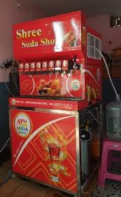 Vending Soda Machine Gorgeous Multi Flavored Valve Soda Vending Machine Soda Fountain Machine