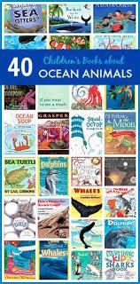 40 children s books about ocean s