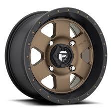 Utv Wheel Weight Chart Fuel Utv Wheels Podium D617 Matte Bronze Black 15x7