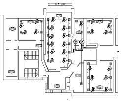 Курсовая Разработка структурированной кабельной системы СКС  Курсовая Разработка структурированной кабельной системы СКС предприятия