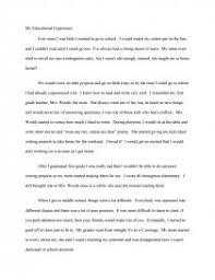 literacy memoir essays zoom zoom zoom