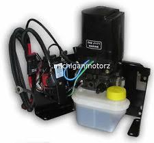 mercruiser trim pump genuine mercruiser power trim tilt pump assembly 865380a25 865380a27