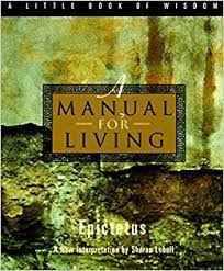 living with add book. a manual for living (little books of wisdom): amazon.co.uk: epictetus: 9780062511119: with add book r