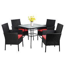 oakmont 5 piece patio furniture outdoor