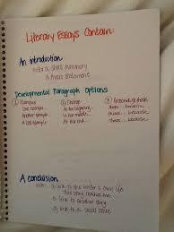 best literary essays images literary essay lit essay structure literary essayessay writingwriting
