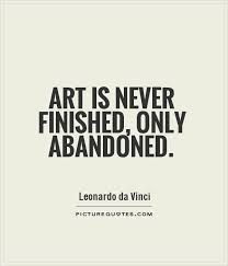 Famous Art Sayings
