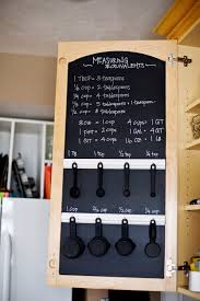 Small Chalkboard For Kitchen 18 Space Saving Ideas Perfect For Any Small Home Homes And Hues