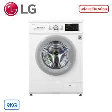 Máy Giặt LG Inverter 9kg (FM1209N6W) Lồng Ngang Chính Hãng, Giá Rẻ Nhất