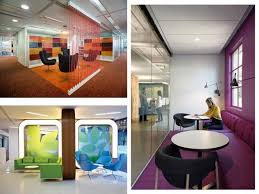 interior decoration of office. Offices Trends 2019-2020: Increasingly Technological Offices Interior Decoration Of Office L