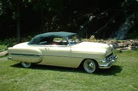 SOLD~~1954 Chevrolet Belair Convertible For Sale - YouTube