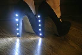 Light Up Stiletto Heels Light Up Lifts 13 Steps With Pictures Instructables
