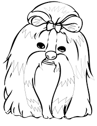 Printable Dog Coloring Pages Crayola Animals