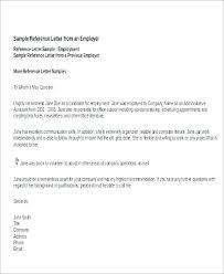 Immigration Letter Sample Altpaper Co