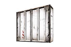 Express Cargo Kleiderschrank Container Weiß Möbel Letz Ihr