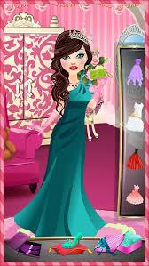 mommy s wedding life salon high cus makeup color doodle dress