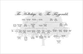 Simple Family Simple Family Tree Template 8 Free Sample Example Format