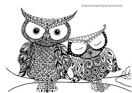 Owls Coloring Pages Cute Owl 2903 Hoozonyourteam Com Owls