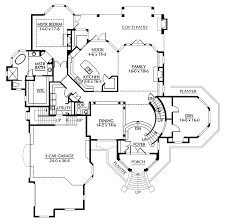 Luxury Kitchen Floor Plans Entrancing Of First Floor Plan For    Luxury Kitchen Floor Plans Entrancing Of First Floor Plan For Luxury House Villa Garcia All About