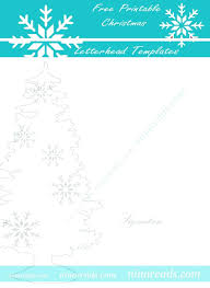 holiday template word template christmas letterhead template word