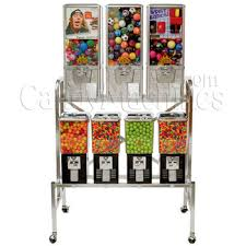 Northwestern Vending Machine Extraordinary Northwestern 48 Unit Toy And Gumball Vending Machine Sd Combo Buy