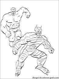 Disegno Hulk Da Colorare E Stampare Disegni Da Colorare Gratis