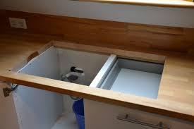 Einbau Küchenspüle Fotoprotokoll Spülbecken Vergleich