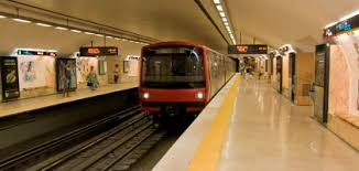Resultado de imagem para Metropolitano de Lisboa