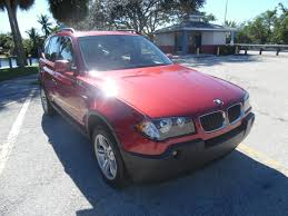 2005 Used BMW X3 3.0i at L.G.E. Auto Sales Serving Wilton Manors ...