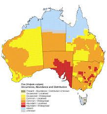 The Fox Website Populations Australia