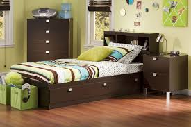 Kids Bedroom Set Furniture Amazoncom South Shore Cakao Kids 3 Piece Bedroom Set With