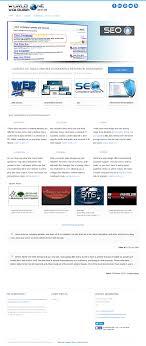 Everett Web Design World One Web Design Competitors Revenue And Employees
