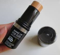 make up for ever ultra hd invisible er stick foundation review5