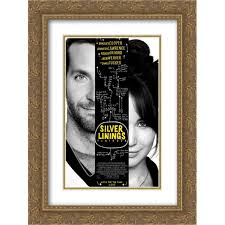Svg's are preferred since they are resolution independent. Silver Linings Playbook 20x24 Double Matted Gold Ornate Framed Movie Poster Art Print Walmart Com Walmart Com