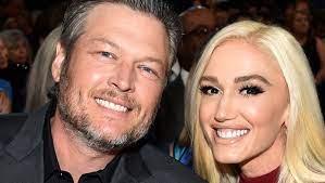 The Moment At Gwen Stefani And Blake ...