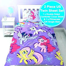 my little pony bedding full my little pony bedding toddler my little pony sheet set my
