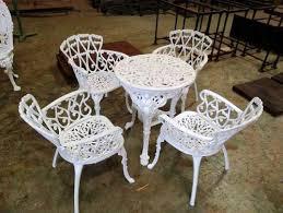 cast iron garden furniture cast iron